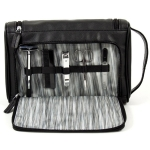 Toiletry Bag with Five-Piece Manicure Set