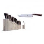 Berti Chef's Knife with Insieme Block