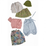 Blabla Girl Doll Clothes Set