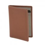 Stewart/Stand Leather Wallet Tan