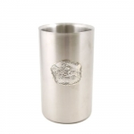Wine Cooler with Polo Medallion 7 9/16\
