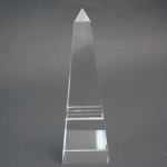 LVH Small Obelisk Trophy
