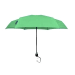 Kiwi Green Traveler Umbrella