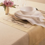 Festival Oyster Placemats, Set of Four