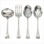 Lafayette Stainless Four Piece Hostess Set