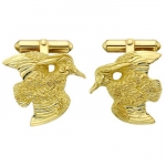 Wood Duck Cufflinks