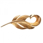 Mallard Feather Pin