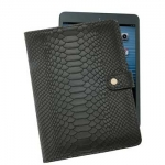 Black Python Mini Ipad Case