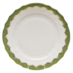 Fish Scale Evergreen Dinner Plate