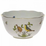 Rothschild Bird Round Bowl