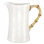 Large Bamboo Pitcher