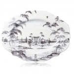 Country Estate Flint Large Oval Serving Platter