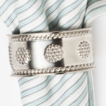 Berry & Thread Metal Napkin Ring