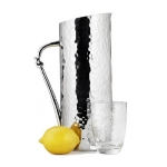 Helyx Water Pitcher with Knot Handle