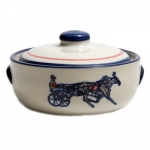 Gaited Round Casserole In Pacer