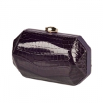 Phil LuanGrath Elle Minaudiere The Elle Minaudiere is made from African Crocodile farm raised in the Nile river delta of Africa.