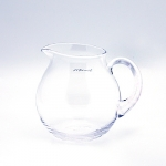 L.V. Harkness Small Bubble Pitcher