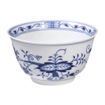 Blue Onion Vine Cereal Bowl