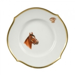 Meissen Bluegrass Bread & Butter Plate