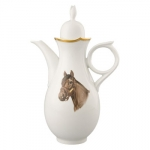 Meissen Bluegrass Coffee Pot