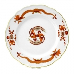 Rich Court Dragon Dinner Plate