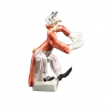 Clown Pianist Figure