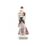 Meissen Saxophone Player Figure