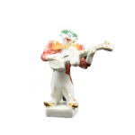 Clown Guitarist Figure