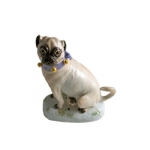Pug with Bells