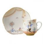 Meissen Arabian Nights Cup & Saucer