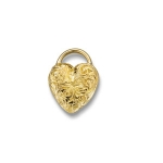 \Cherish\ Engraved Heart Charm