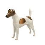 Fox Terrier Figurine
