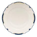 Princess Victoria Blue Salad Plate