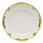 Princess Victoria Green Salad Plate