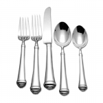 Allora Stainless Five Piece Place Setting
