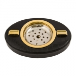 Cigar Table Ashtray Black