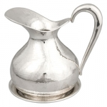 Sonoma Plain Hammered Pitcher