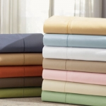 Sferra Celeste Ivory Queen Fitted Sheet