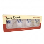 Tervis Set/4 UK 16oz.Tumblers