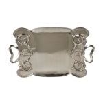 Large Equestrian Serving Tray