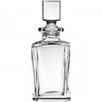 Square Flette Uni Decanter