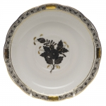 Chinese Bouquet Black Tea Saucer