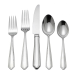 Crestridge Bead Five Piece Place Setting