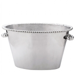 String of Pearls Double Ice Bucket
