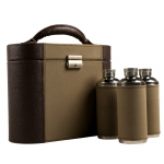 Eight Ounce Flask Set