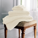 Indulgence Ivory Wash Cloth