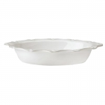 Berry & Thread Whitewash Small Oval Baker