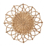 Natural Wicker Placemat