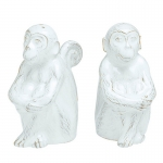 Petit Singe Monkey Salt & Pepper Set