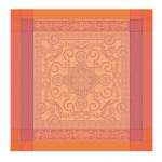 Nymphee Peche Rosee Tablecloth